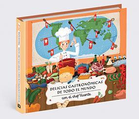Delicias Gastronómicas de Todo el Mundo con el chef Vicente