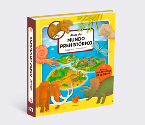 Atlas del mundo prehistórico