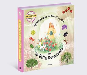 Aprendemos sobre el jardín con la Bella Durmiente