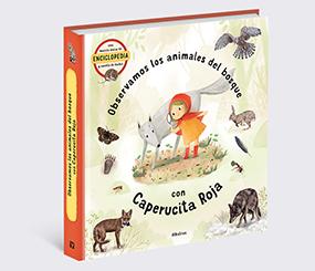 Observamos los animales del bosque con Caperucita Roja